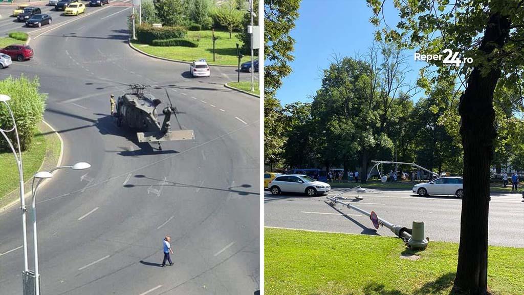 elicopterului