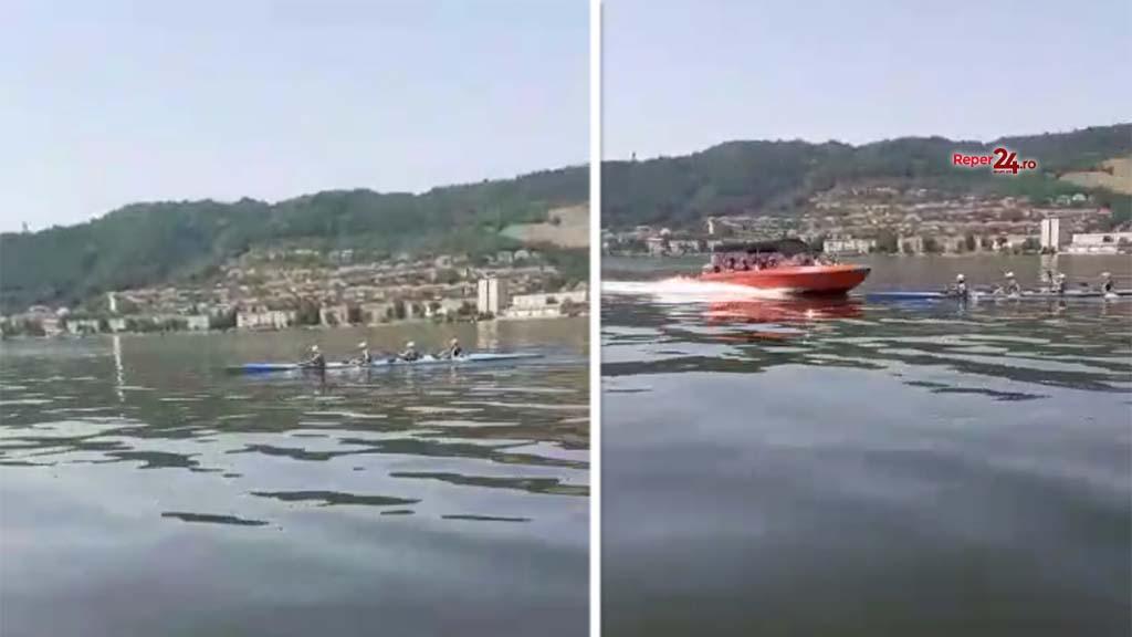 accident pe Dunare
